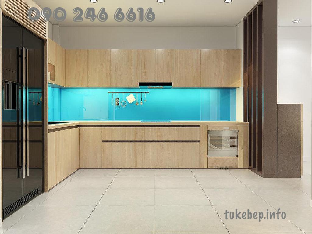 Tủ bếp đẹp 037
