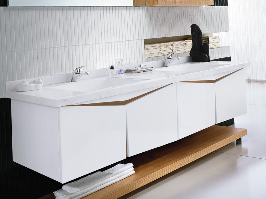 tủ lavabo gỗ nhựa 019