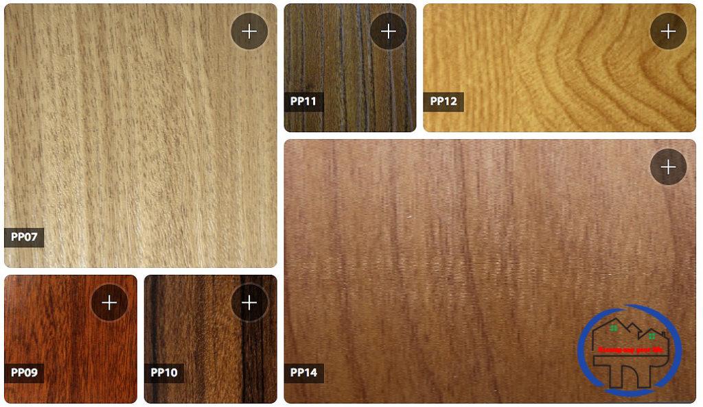 gỗ nhựa picomat