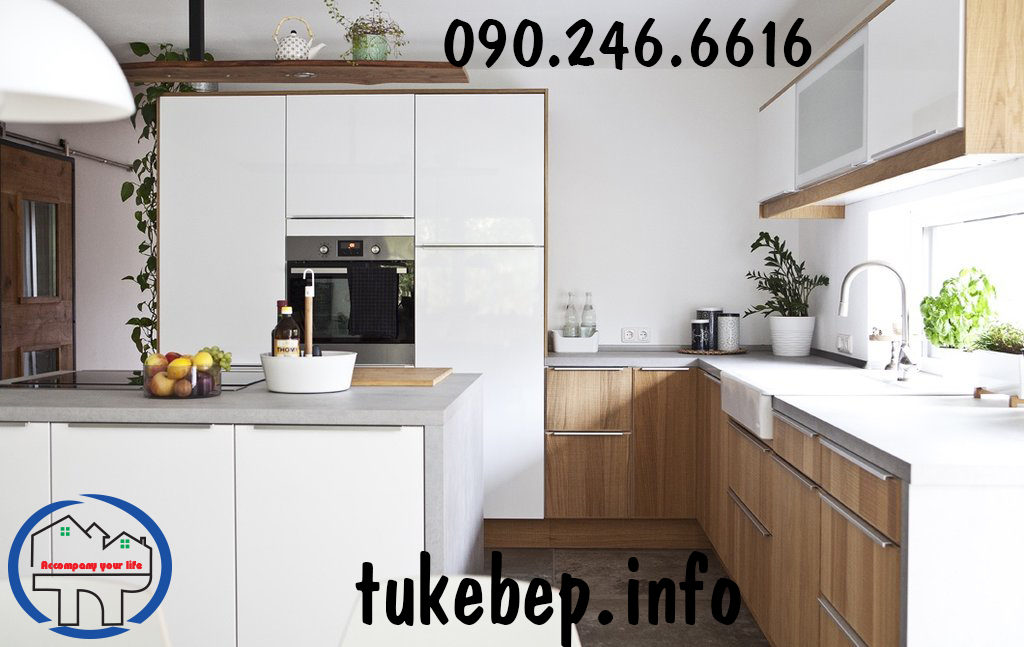 Tủ bếp đẹp 061
