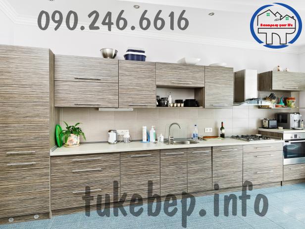 Tủ bếp đẹp 080