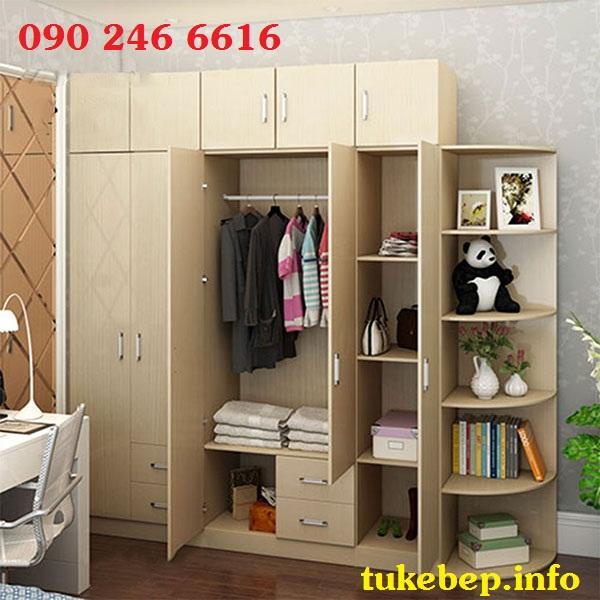 Tủ áo gỗ đẹp 113