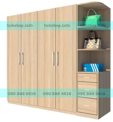 Tủ áo gỗ 162