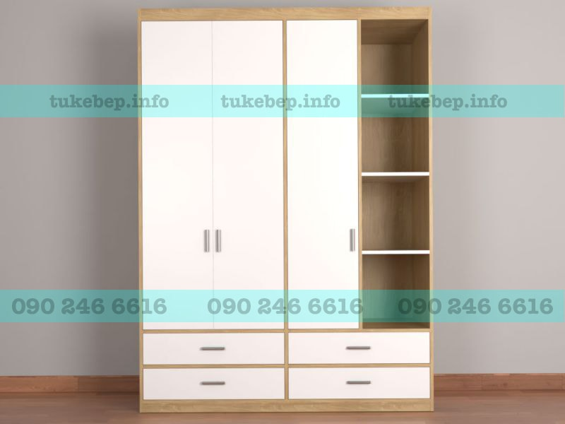 Tủ áo gỗ 163