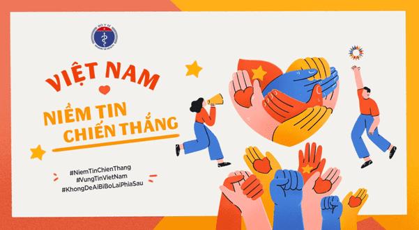Việt Nam chung tay để đảm bảo an toàn mùa dịch Covid