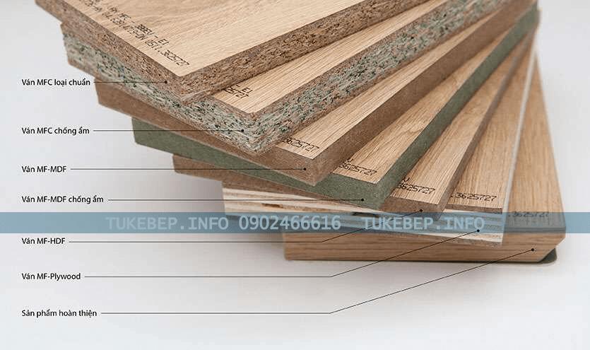 hình: phân biệt các loại gỗ