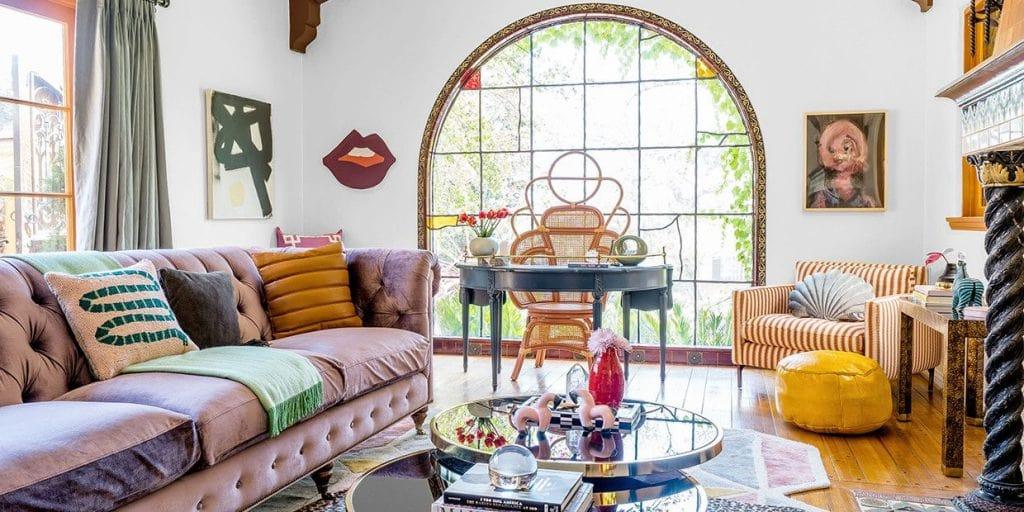 Hình: xu hướng trang trí nhà nhiều đồ đạc