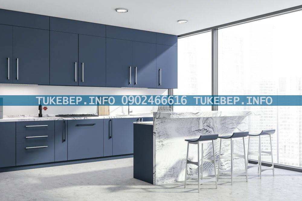 Tủ bếp đẹp, hiện đại 220
